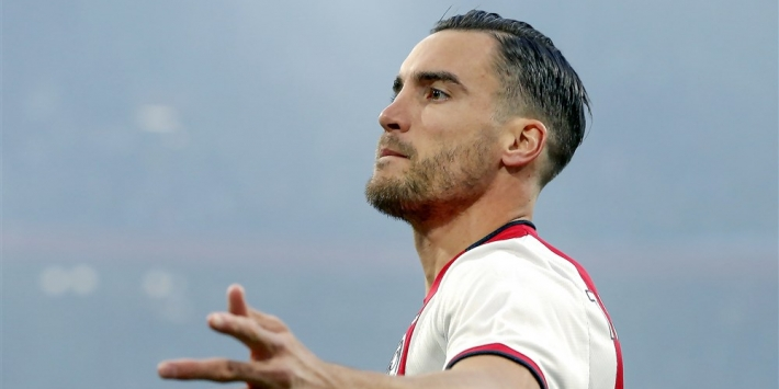 Ajax en Tagliafico akkoord over nieuwe verbintenis
