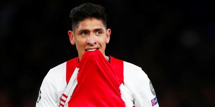 """Te Kloese verwacht wat van Álvarez: """"Het beste moet nog komen"""""""