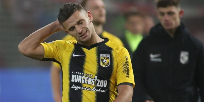 """Linssen zet zinnen op buitenland: """"Feyenoord gaat dus niet door"""""""