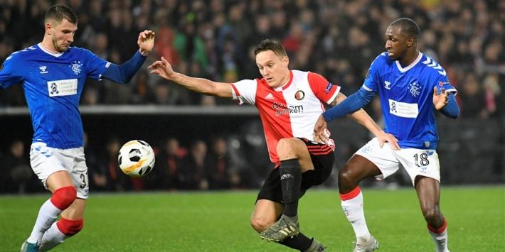 Feyenoord speelt gelijk, maar Porto biedt ontsnappingsroute