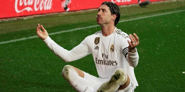 Zidane gaat Olympische droom van Ramos niet verpesten