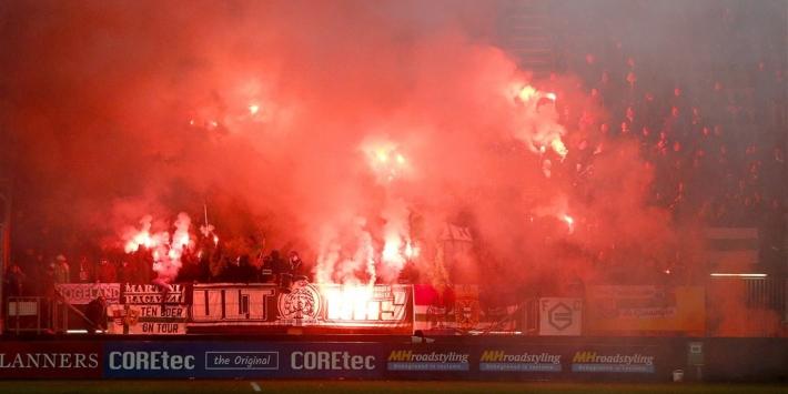 FC Groningen wacht mogelijk 'dubbele' straf na nieuw incident