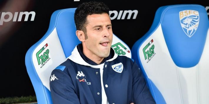 Grosso na drie duels ontslagen bij Brescia, voorganger opvolger
