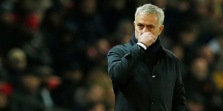 Jubelende Mourinho glimt van trots en geeft spelers vrije dag