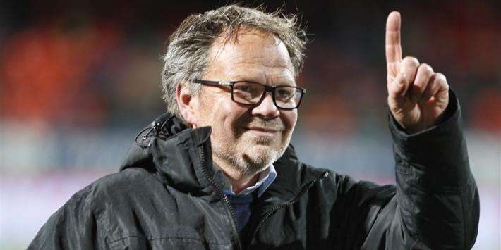 SC Cambuur start tegen NEC, De Graafschap op maandag