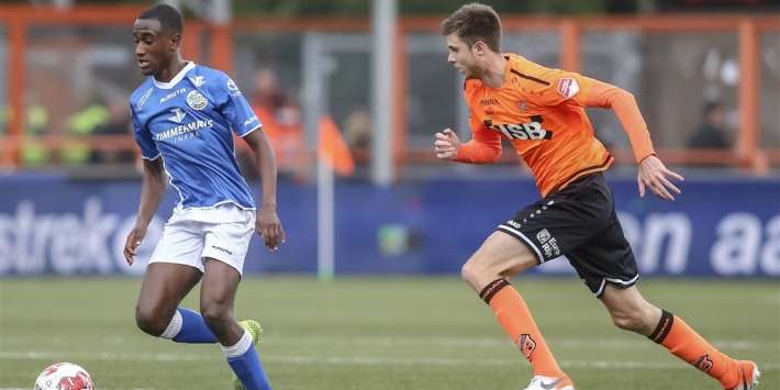 Volendam-middenvelder Vlak na dit seizoen naar amateurs