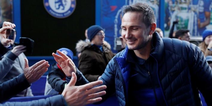 Lampard wil aanvalslinie van Chelsea in de winter versterken