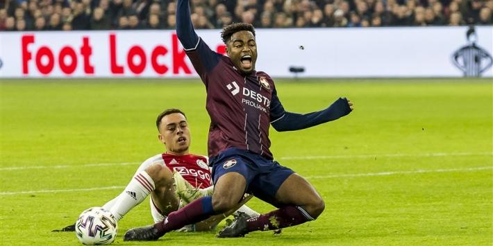Gisteren gemist: Ajax verliest, transferban Chelsea gehalveerd