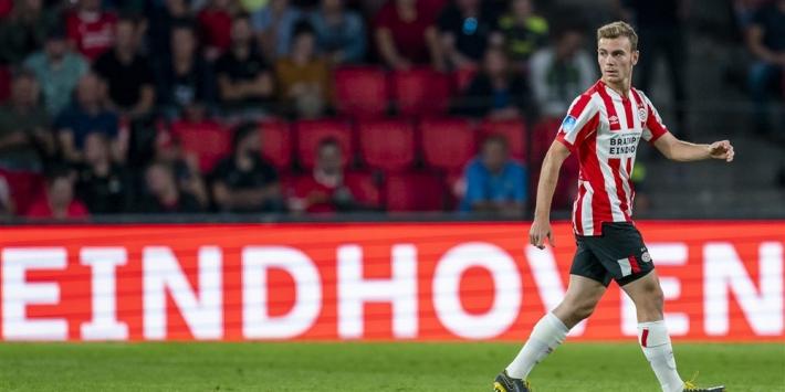 """Lato: """"Uiteindelijk heeft PSV zich geëxcuseerd voor de situatie"""""""