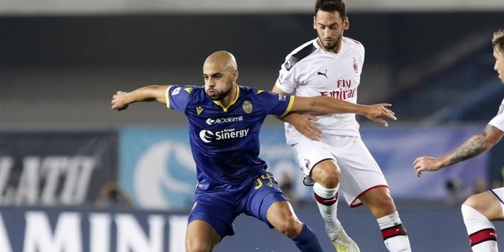 Amrabat kan zijn geluk niet op na prachtige transfer in Italië
