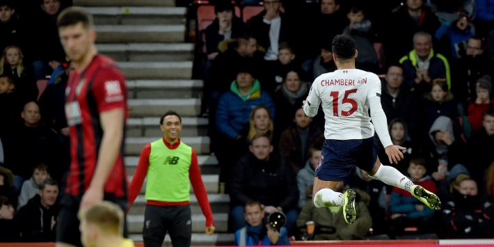 Liverpool weer foutloos, wereldgoal Son in Spurs-show