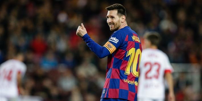 Messi en Guardiola trekken portemonnee in strijd tegen corona