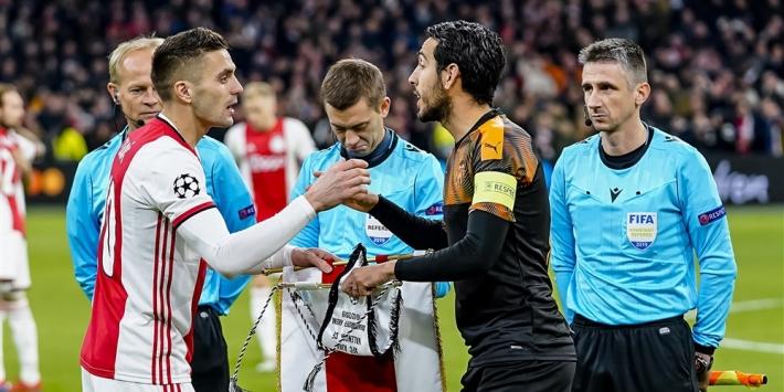 """Tadic verbijsterd na uitschakeling: """"Ik weet niet wat te zeggen"""""""