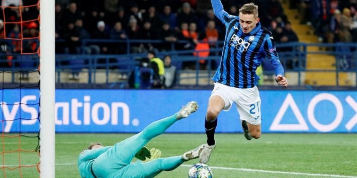 """Atalanta met zeven punten door: """"We wisten dat we het konden"""""""