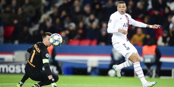 PSG verpulvert Galatasaray, Brugge verliest van Real
