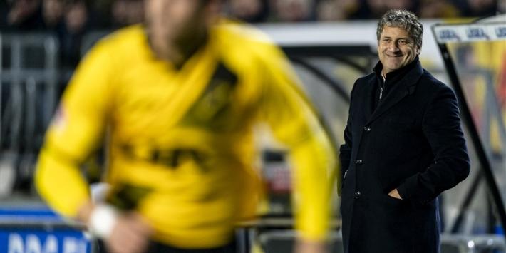 """NAC Breda is het kwijt: """"Er gaat zeker wat veranderen"""""""