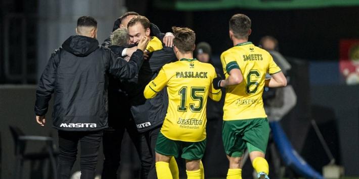 """Diemers bevestigt ook interesse van Vitesse: """"Ik wil graag weg"""""""