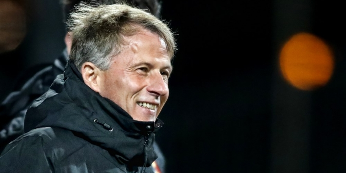 """Telstar op zoek naar doelmannen: """"Jonge, talentvolle keepers"""""""