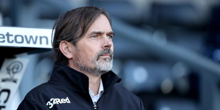 Cocu draagt zege van Derby County op aan verdediger Wisdom