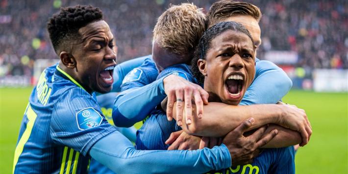 Malacia hervat sneller dan verwacht groepstraining Feyenoord