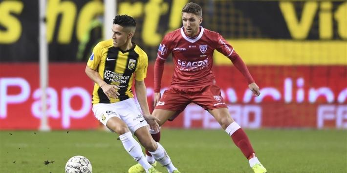 Van Ooijen keert terug bij VVV-Venlo voor lastig duel in Emmen