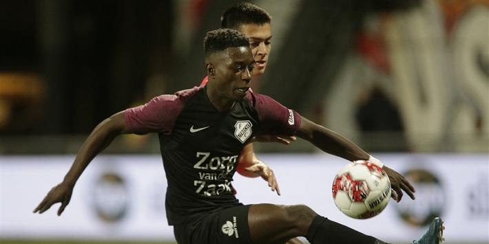 FC Utrecht verlengt met talentvolle buitenspeler Maddy