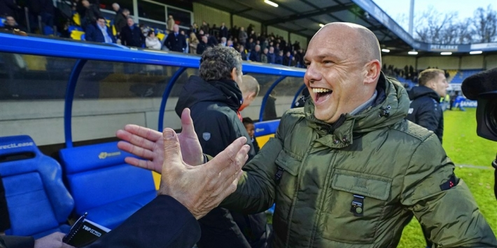 """Jansen wil bekersucces met sc Heerenveen: """"Drie keer thuis"""""""