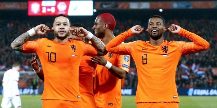 Lijstje: de meest bijzondere momenten van het voetbaljaar 2019