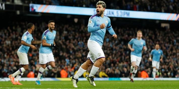 Man City kondigt vertrek clublegende Agüero aan