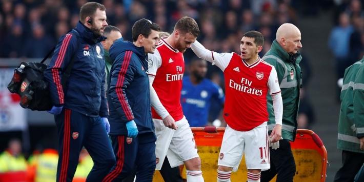 Einde seizoen Chambers, Arsenal mogelijk de markt op