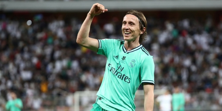 Modric adviseert Mbappé naar andere competitie te vertrekken