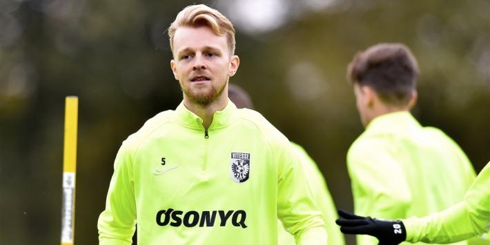 """Clark klaar bij Vitesse: """"Past niet in ons technisch beleid"""""""