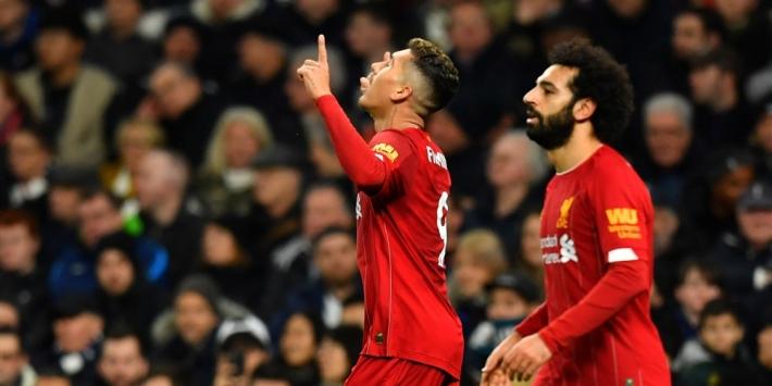 """Firmino over succes van Liverpool: """"Vertrouwen en teleurstelling"""""""