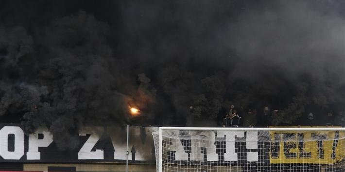 Limburgse derby binnen twintig minuten twee keer gestaakt