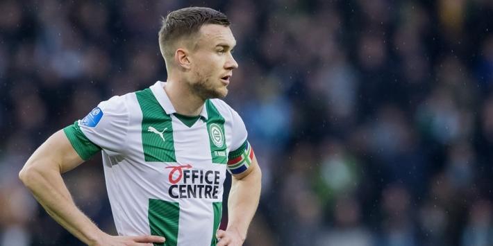 """Loonoffer FC Groningen: """"Geen discussie over gebaar"""""""
