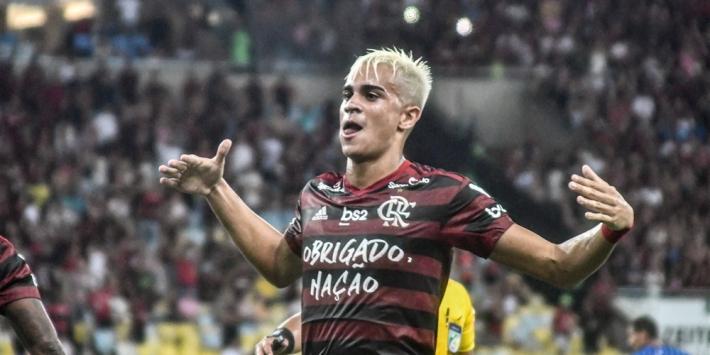 Succesvol Flamengo valt wederom in de prijzen in Brazilië