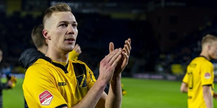 NAC Breda verliest aanvoerder Verschueren aan Lommel