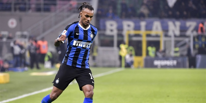 Newcastle United huurt overbodige Lazaro van Internazionale