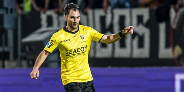 VVV-Venlo laat overbodige Scheimann terugkeren naar Israël