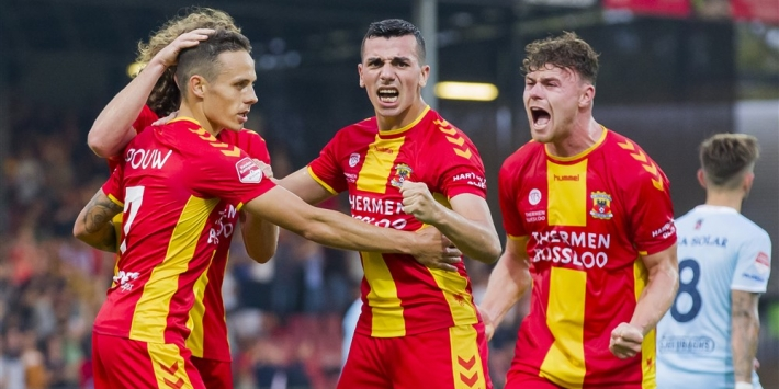 Go Ahead Eagles gunt Bliek avontuur naar Georgische topclub