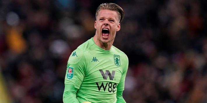 Villa ten koste van Leicester naar finale League Cup