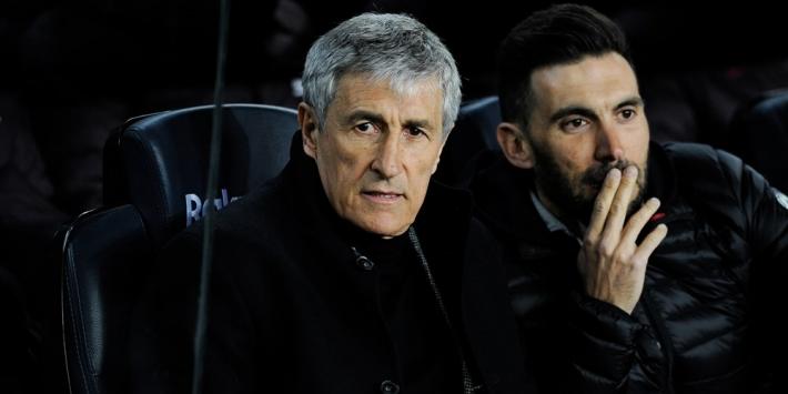 """Sétien deinst niet terug: """"Barça heeft mij niet gecompenseerd"""""""