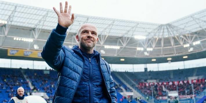 Schreuder vindt snelle start Bundesliga fysiek 'onverantwoordelijk'