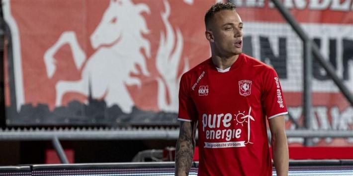 FC Twente ziet Lang en Troupée niet meer terug op trainingsveld