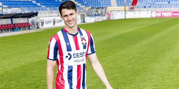 Willem II verlengt met Australisch verdedigend talent Ryan