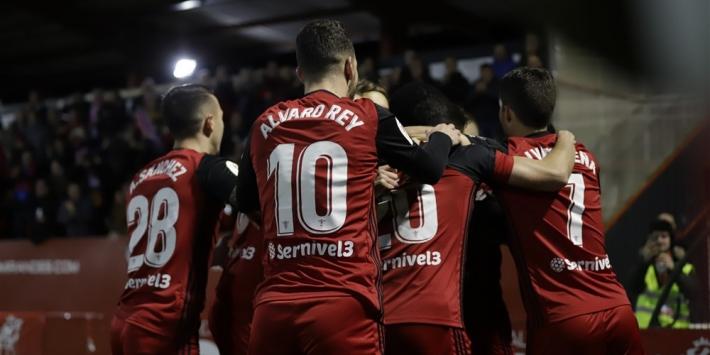 Bekersprookje Mirandés duurt voort na zege op Villarreal
