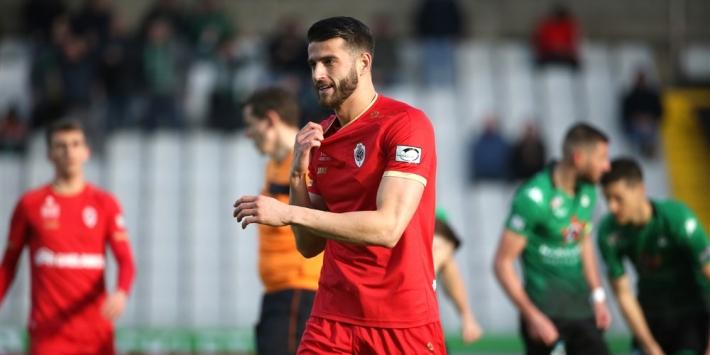 'Hoedt staat na drie jaar voor terugkeer bij Lazio'