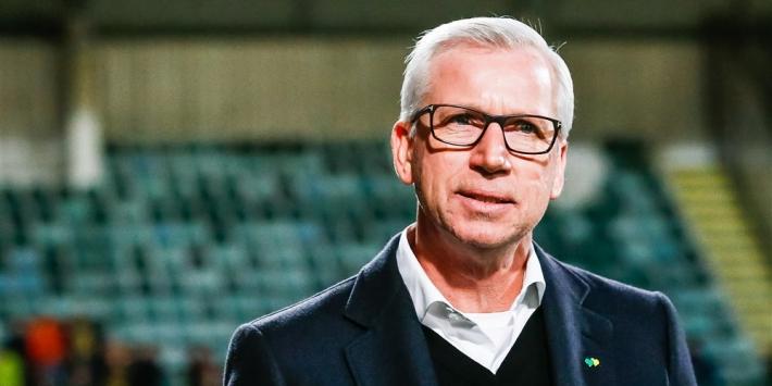 """Pardew houdt hoop bij ADO ondanks positie: """"Nog elf wedstrijden"""""""