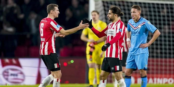 """Rodriguez: """"Als PSV voorstel heeft, hoor ik dat aan"""""""