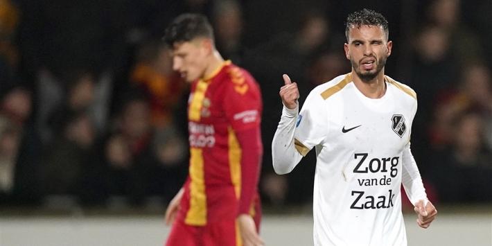 FC Utrecht wint in levendige kwartfinale van Go Ahead Eagles